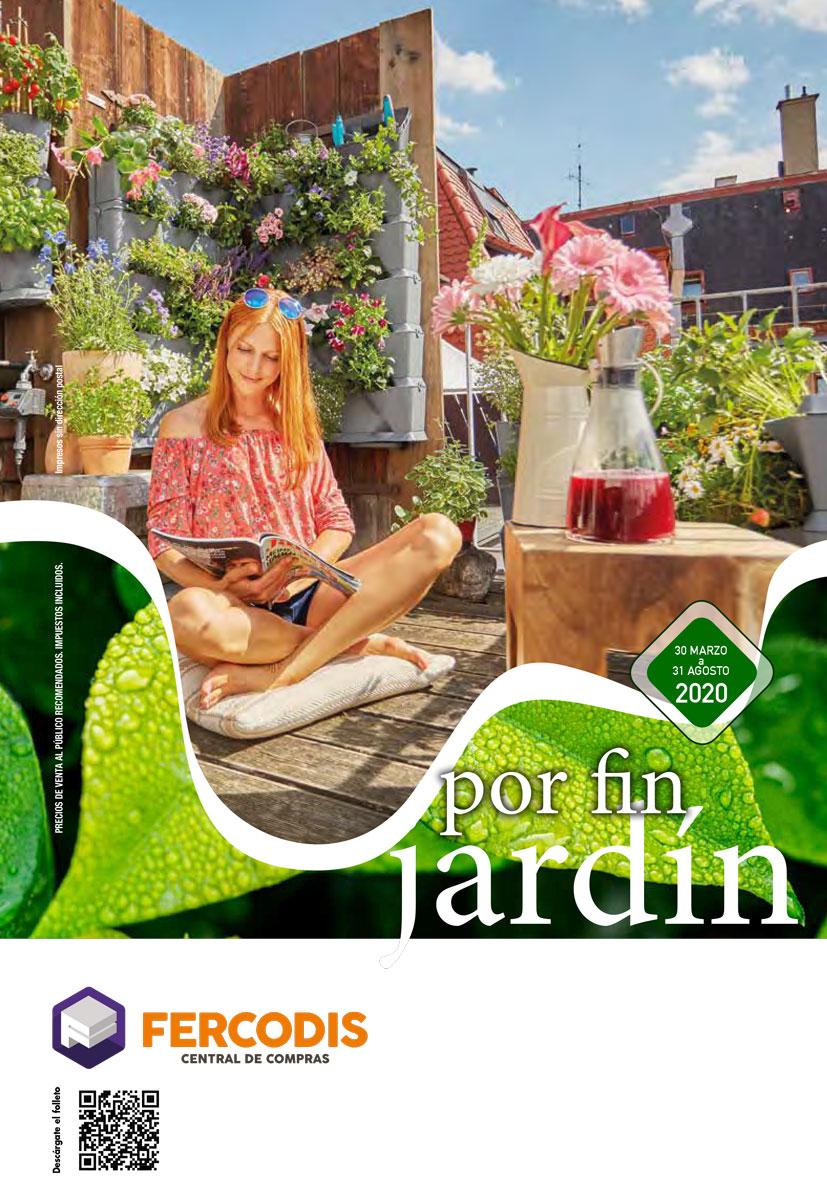 Folleto jardín 2020